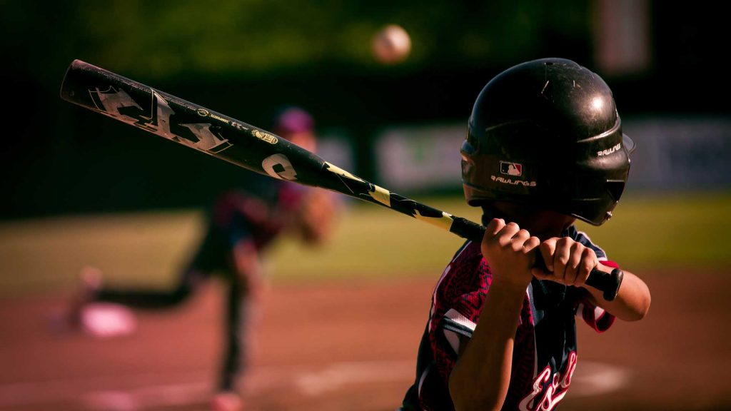 gutt spiller baseball