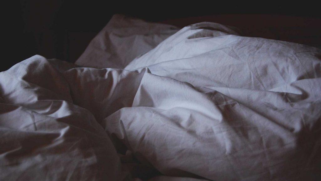 laken, gestaltterapi og søvn