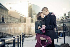 tangodansere i vinter, parterapi