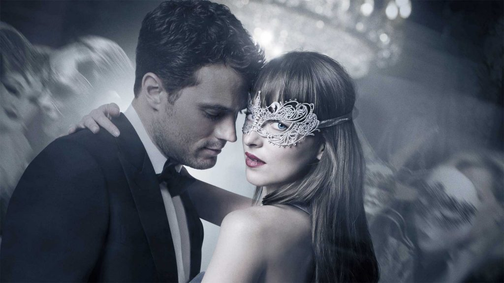 fifty shades, christian grey og anastasia