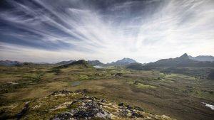 fjellandskap symboliserer norge