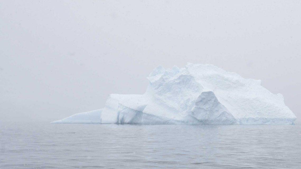 isfjell som symbol på bevissthet